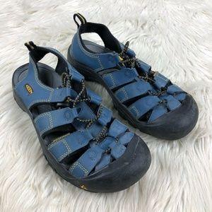 Keen Blue Whisper Sandals